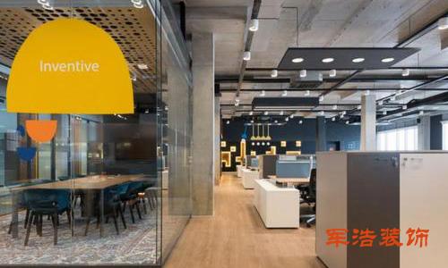 松江1800平米商业空间装修设计哪家好