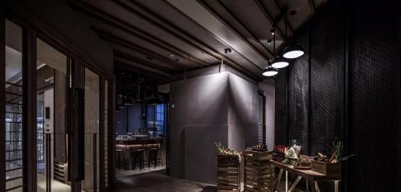 嘉定餐厅设计装修