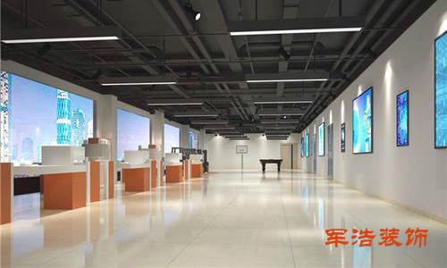 徐汇服务好的办公室装修设计有哪些厂家