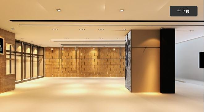 川沙新展厅装修