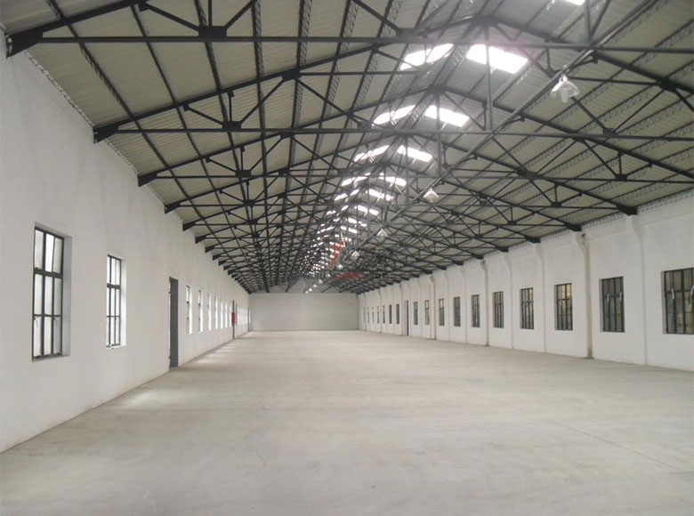 川沙新食品厂房装修