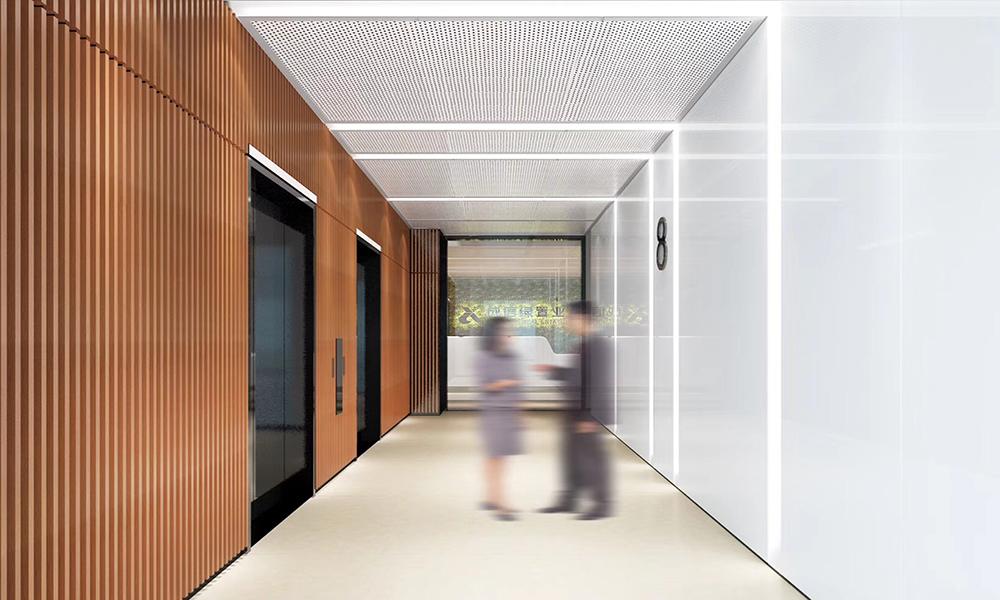 华新置业办公室