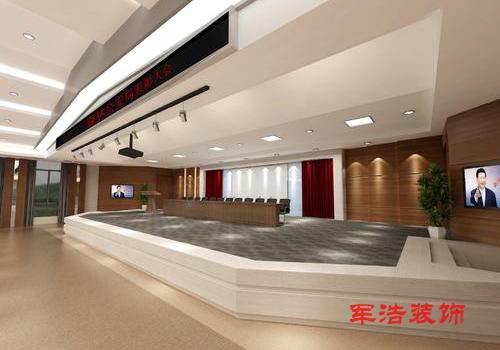 浦东新会议室装修改造