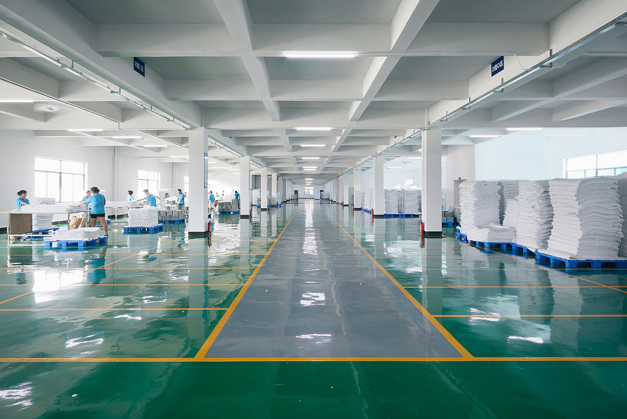 青浦电器厂房装修 | 三赛电器有限公司