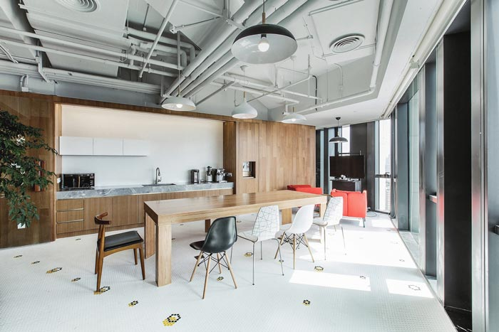 北新泾老厂房再生之改造新办公室