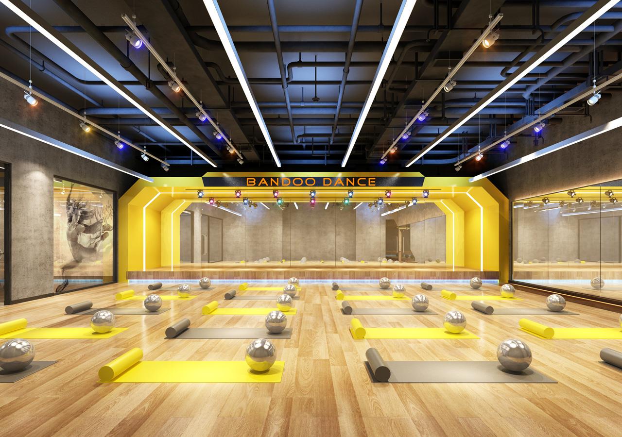 杨浦健身馆