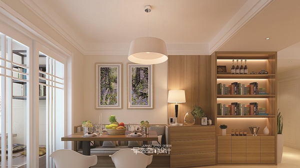新中式风格的客厅怎么装修?哪里靠谱